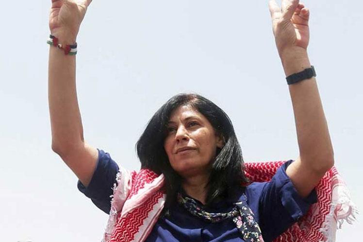 israel-libero-a-legisladora-palestina-tras-dos-anos-de-prision