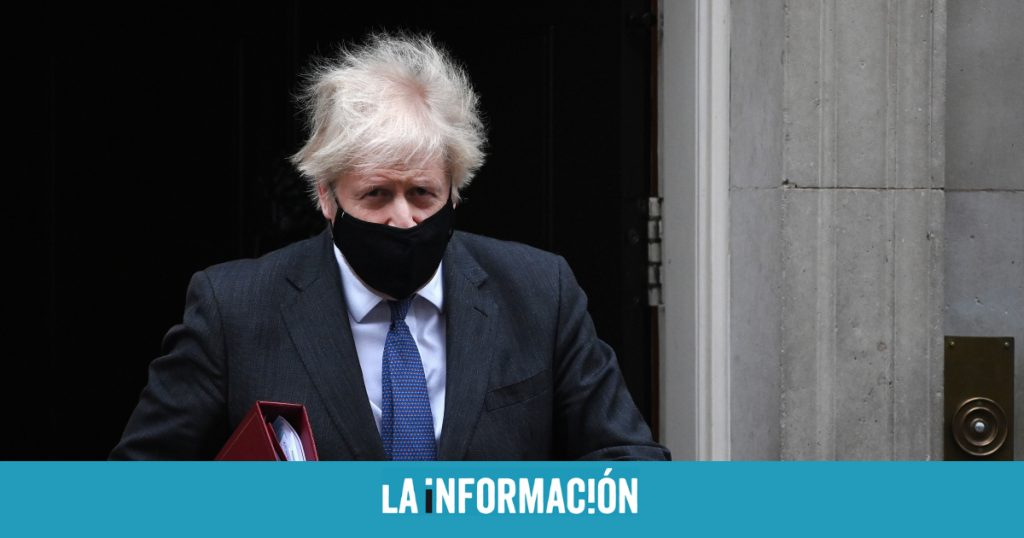 Johnson begins his meetings with the energy sector due to the rise in gas prices