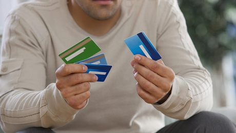 Know if you have the necessary credit cards