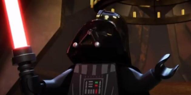 Lego Star Wars Terrifying Tales Trailer & Synopsis    spoiler
