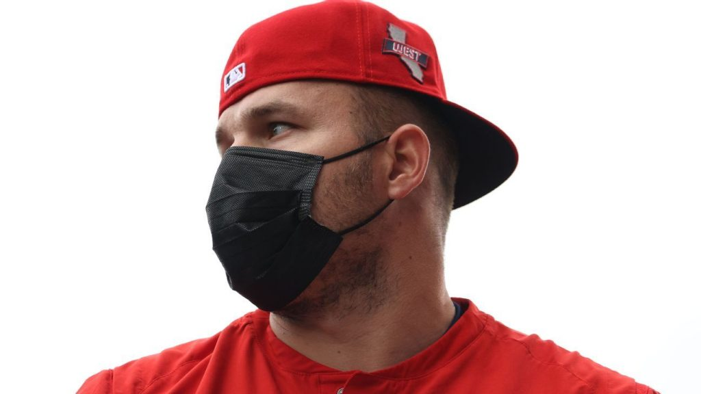 Mike Trout will not be returning to the Los Angeles Angels, as he will be out for the rest of the season