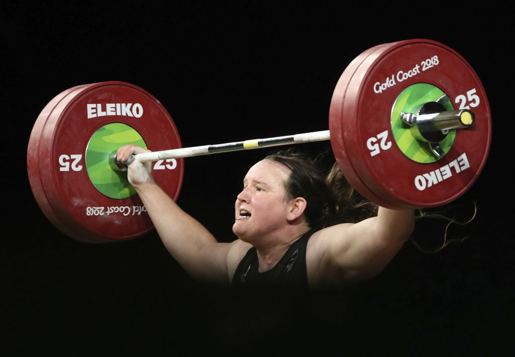 New Zealand is to bring the trance weightlifter to Tokyo
