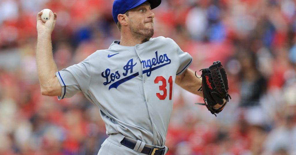 Scherzer dominates the Reds.  Dodgers prevail