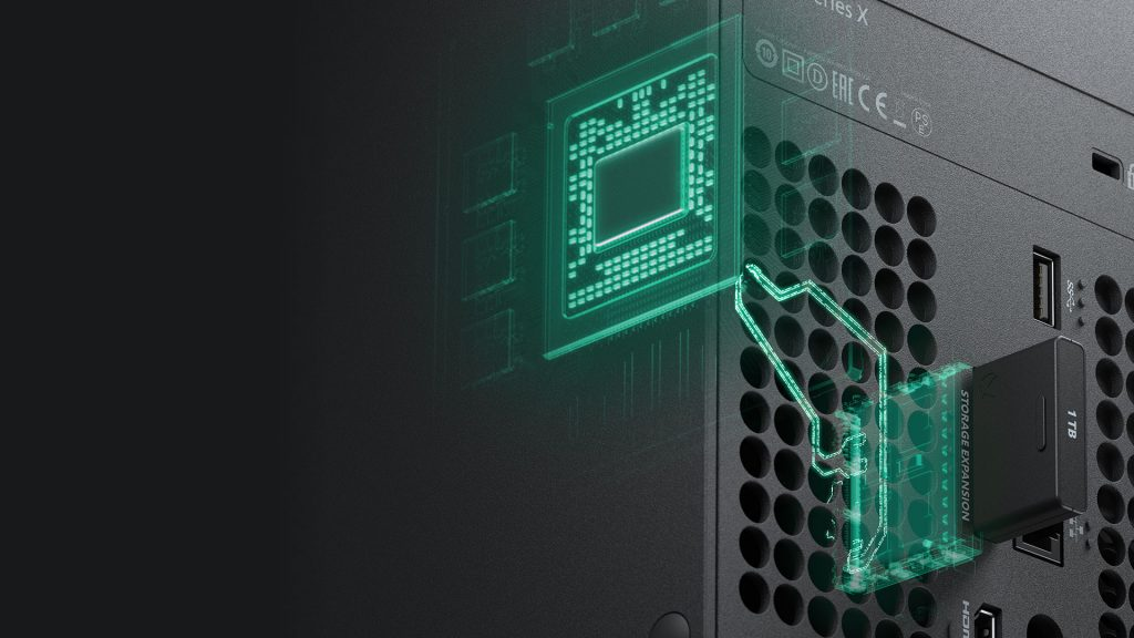 The 512GB expansion card will hit stores in November