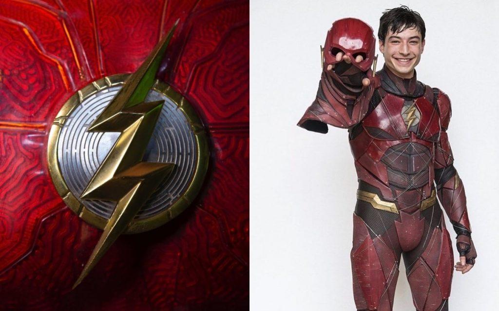 Ezra Miller interpreta a Flash en el Universo Extendido DC (Instagram).