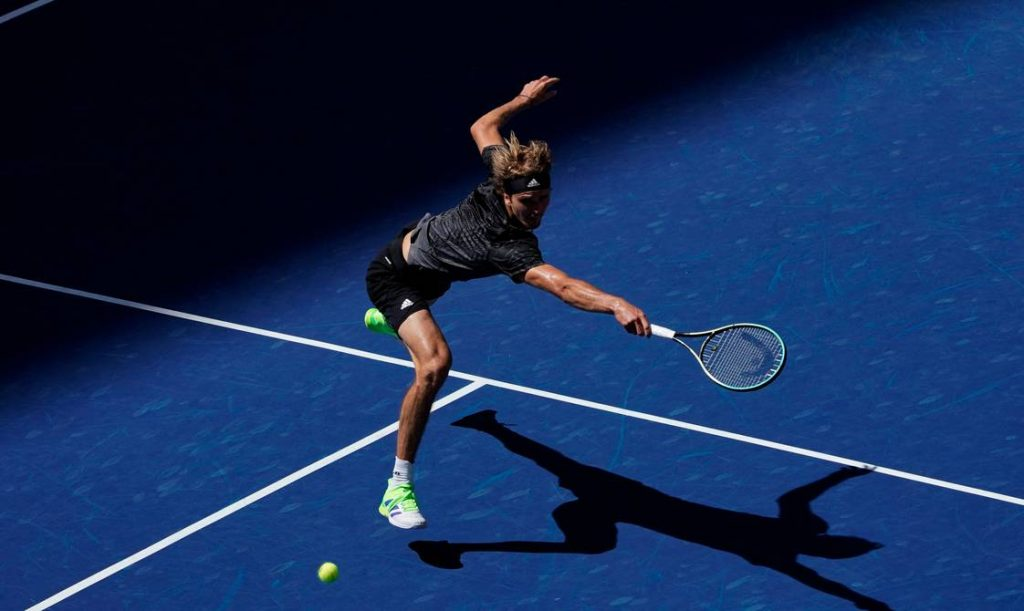 Tokyo Olympic champion Alexander Zverev qualifies for the quarter-finals in the United States by defeating Yannick Sener |  Other sports |  Sports