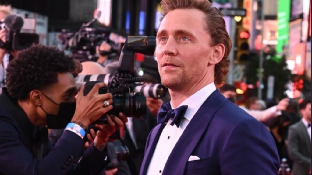 """Wasn't Tom Hiddleston portrayed as """"a bull"""", because of his physique?"""