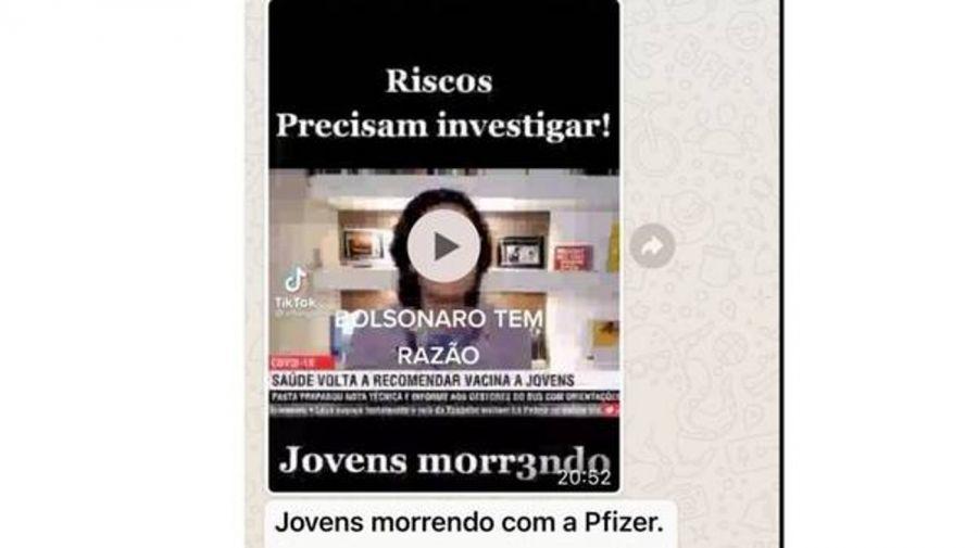 Whatsapp Bolsonaro