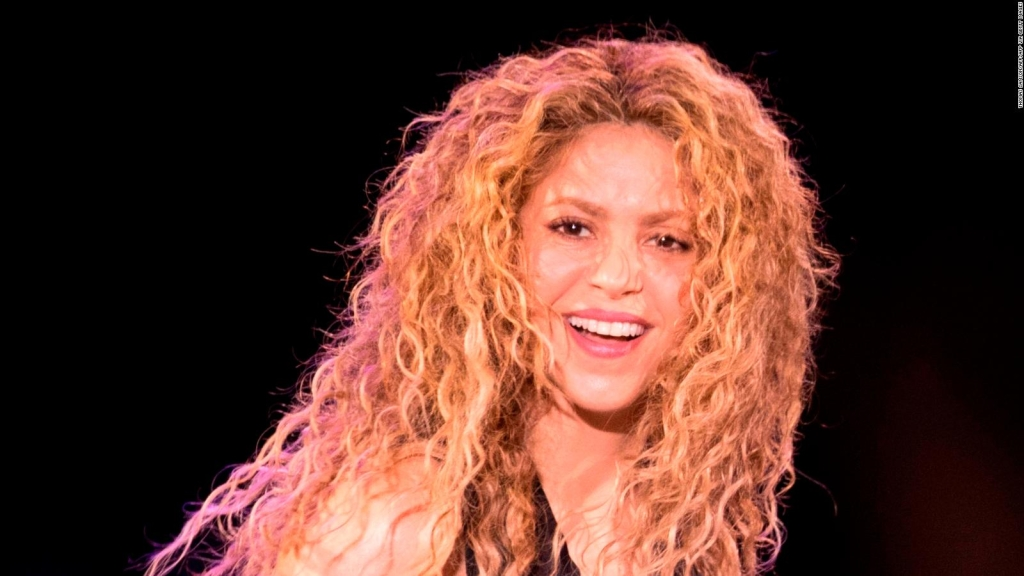 Shakira shares her experience with two wild boars