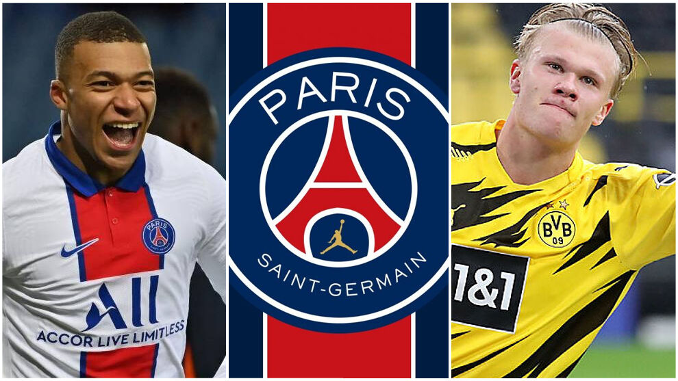 Ligue 1: PSG is already playing its cards for Haaland if Mbapp is not renewed