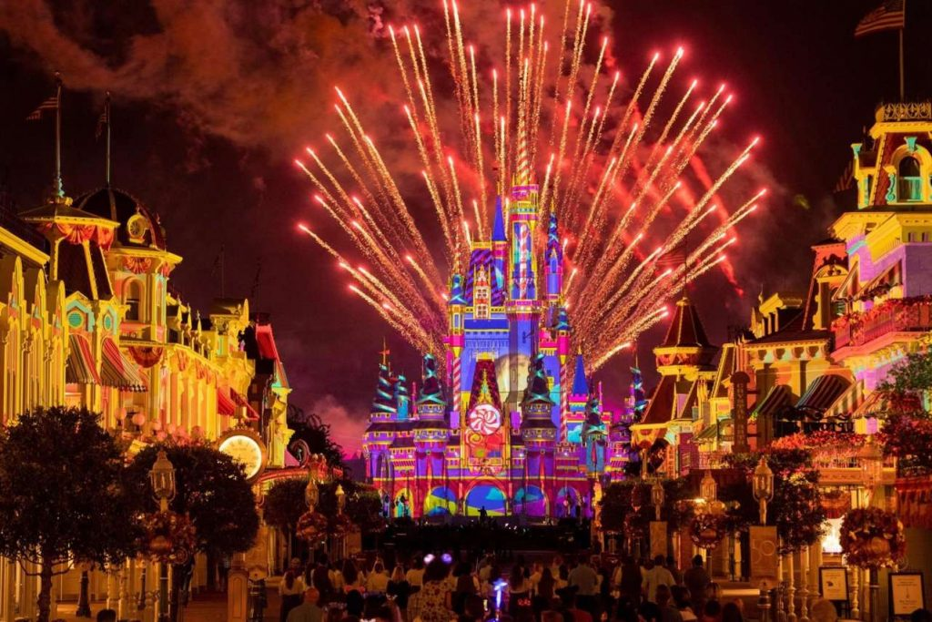 Walt Disney is 50 years old.  9 Keys to the World's Greatest Magical Celebration