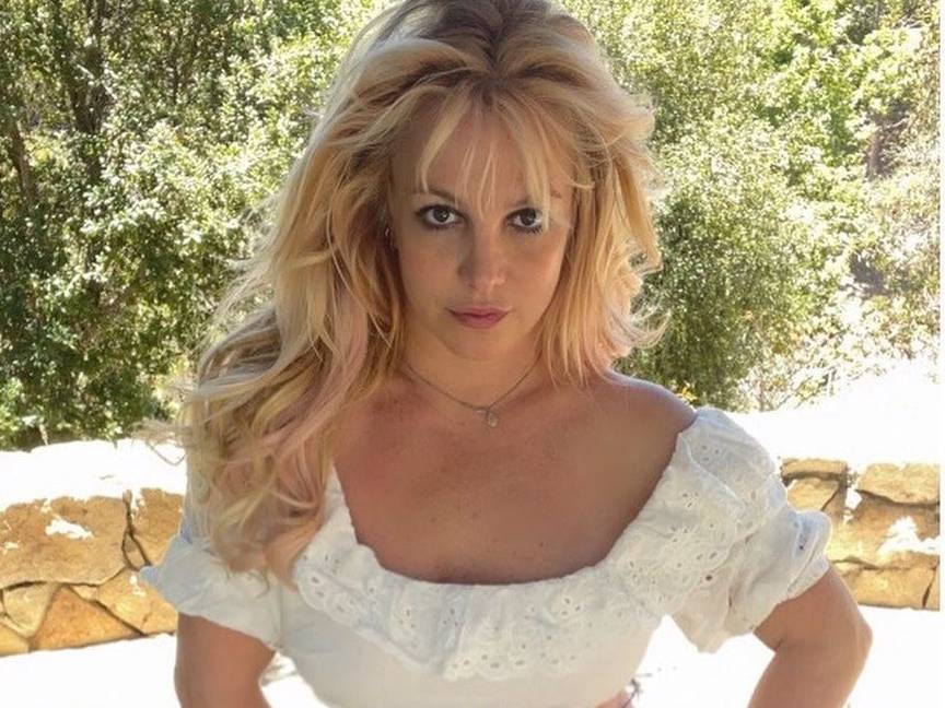 """Britney Spears to the #FreeBritney movement: """"Thank you for your continued resistance to freeing me from my tutelage"""" 