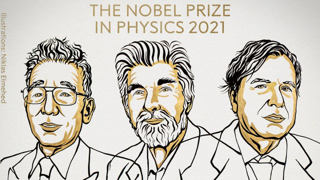 """Otorgan el Premio Nobel de Física a 3 científicos """"por sus innovadoras contribuciones a nuestra comprensión de los sistemas físicos complejos"""""""
