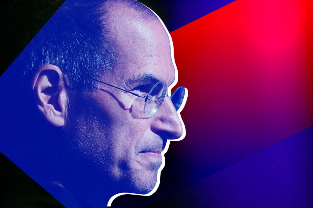 The mystery about Steve Jobs' grave