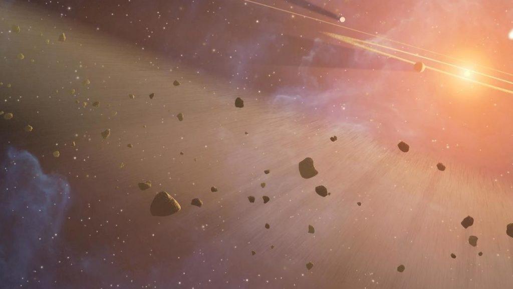 Astrónomos encuentran un nuevo cometa: estaba escondido en el cinturón principal de asteroides