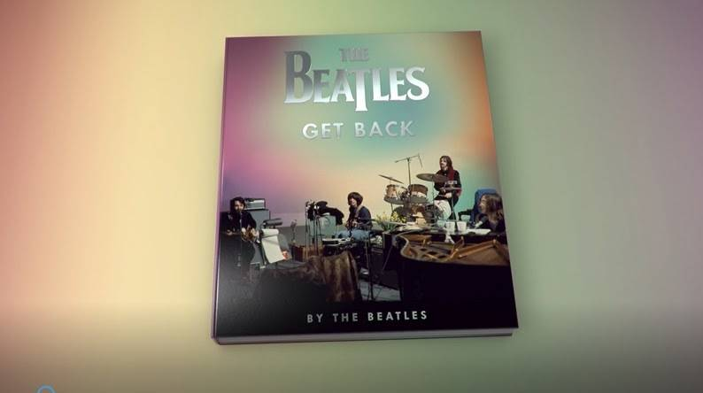 """""""The Beatles: Get Back"""" will be the British band's new book 