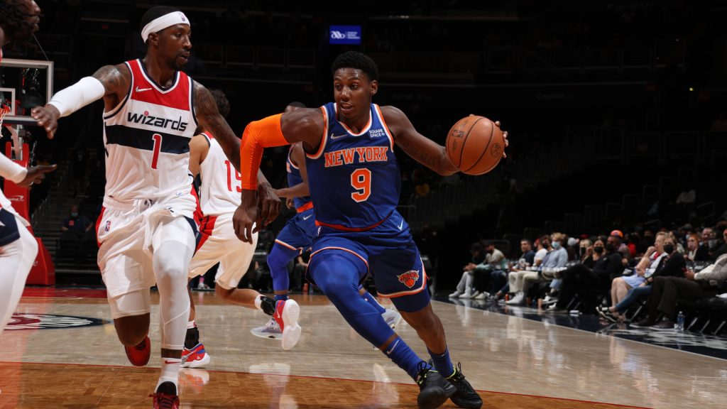 The New York Knicks shone from the treble and beat the Washington Wizards |  NBA.com Mexico