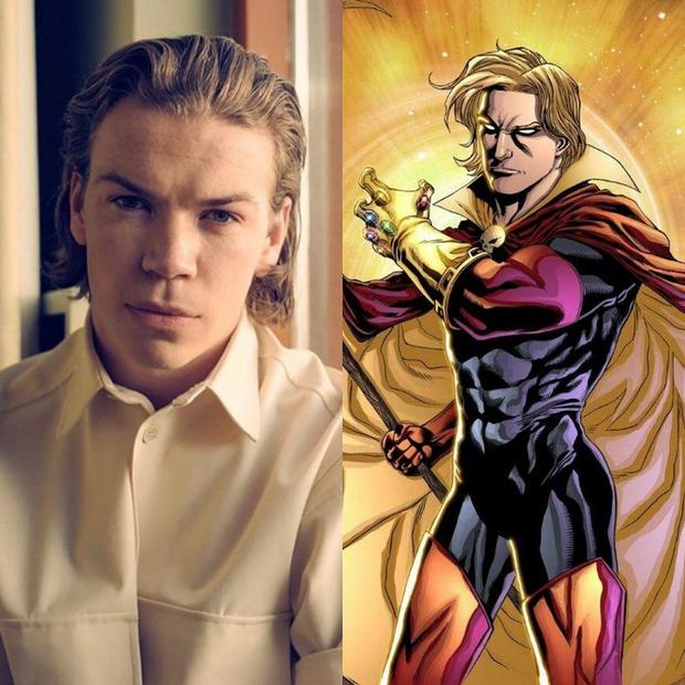 """Will Poulter will portray the role of Adam Warlock """"Guardians of the Galaxy 3"""" (Image: Instagram/Will Poulter 