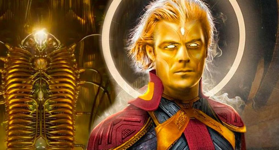 Adam Warlock: What is the origin and what powers does Guardians of the Galaxy 3 have |  Marvel Comics |  MCU |  nnda nnlt movies |  SPORTS-PLAY