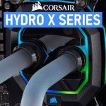 XC5 RGB PRO / XC7 RGB PRO, new water blocks from Corsair