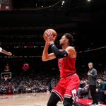 The Chicago Bulls in Canada survived and remained undefeated this season: team only 4-0 |  NBA.com Mexico