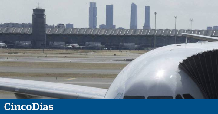 Aena sets out in search of a partner to develop logistics for Barajas    comp