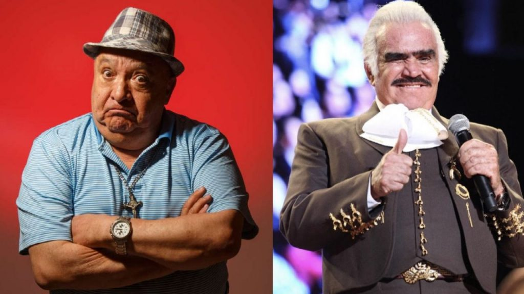 After leaving the hospital, Luis de Alba admitted that he had spoken with Vicente Fernandez;  What did he say?     Video