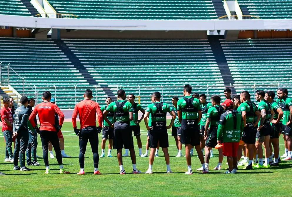 Bolivia national team will already have two victims due to COVID-19 before coming to Ecuador |  football |  Sports