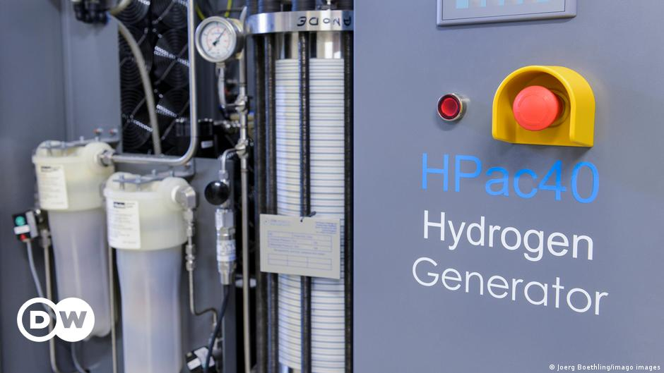 Colombia presents a roadmap for hydrogen development |  The most important news and analysis in Latin America |  DW