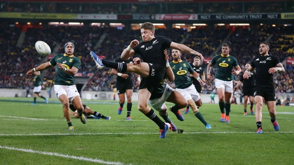Fighting is everything or nothing!  New Zealand and South Africa will play in the 100th match