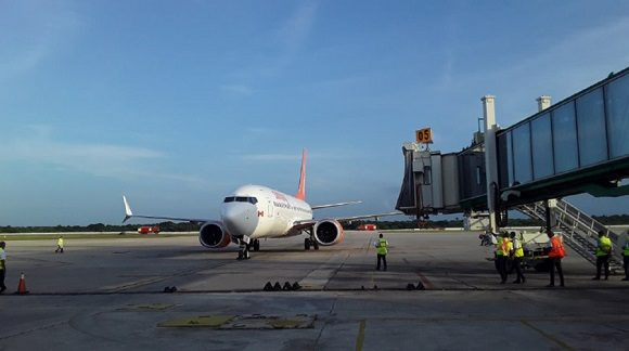 Flights between Canada and Varadero have been restored and an increase is expected in November