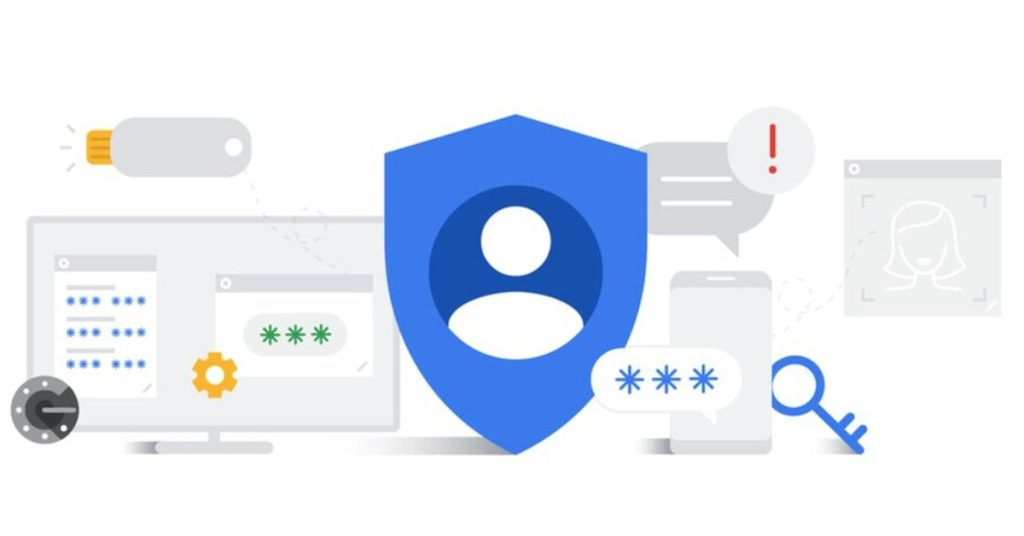 Google will activate two-step authentication automatically