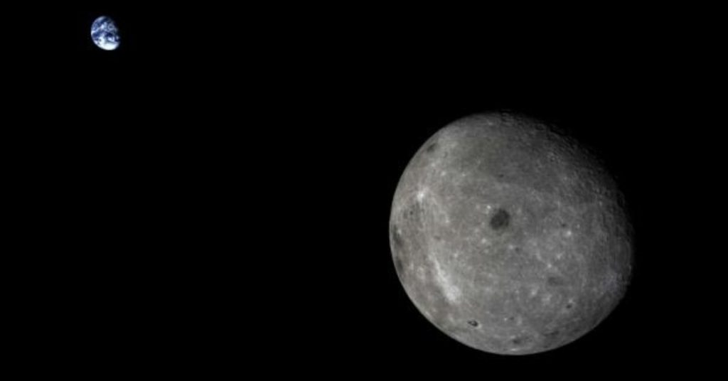 It's been 62 years since the first images of the hidden side of the moon