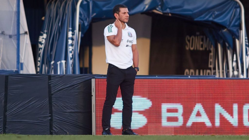 Mexico's production game against New Zealand is in doubt