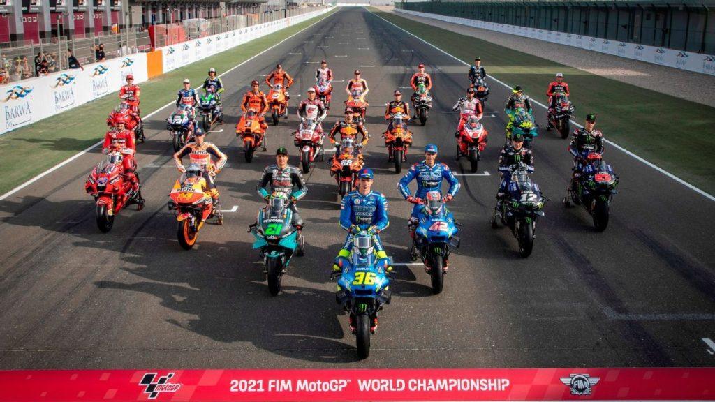 MotoGP confirmed its schedule for 2022