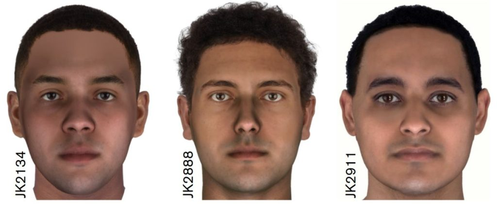 Reconstructing the faces of three Egyptian                    mummies with DNA 2000 years ago | Science