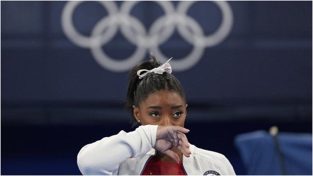Simone Biles calls on Congress to fire the leaders of the US Olympic Committee
