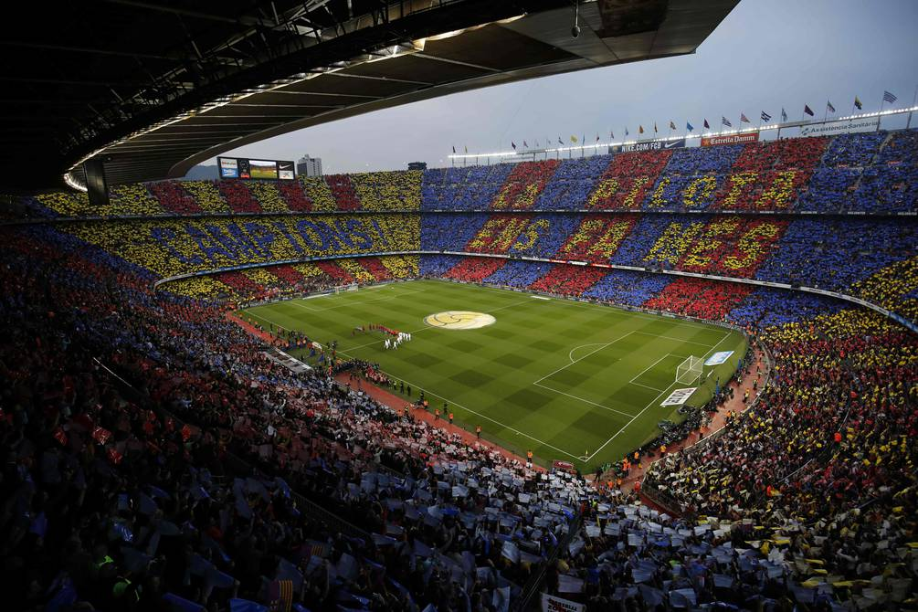 The Camp Nou will once again enjoy its full potential for FC Barcelona matches    football    Sports