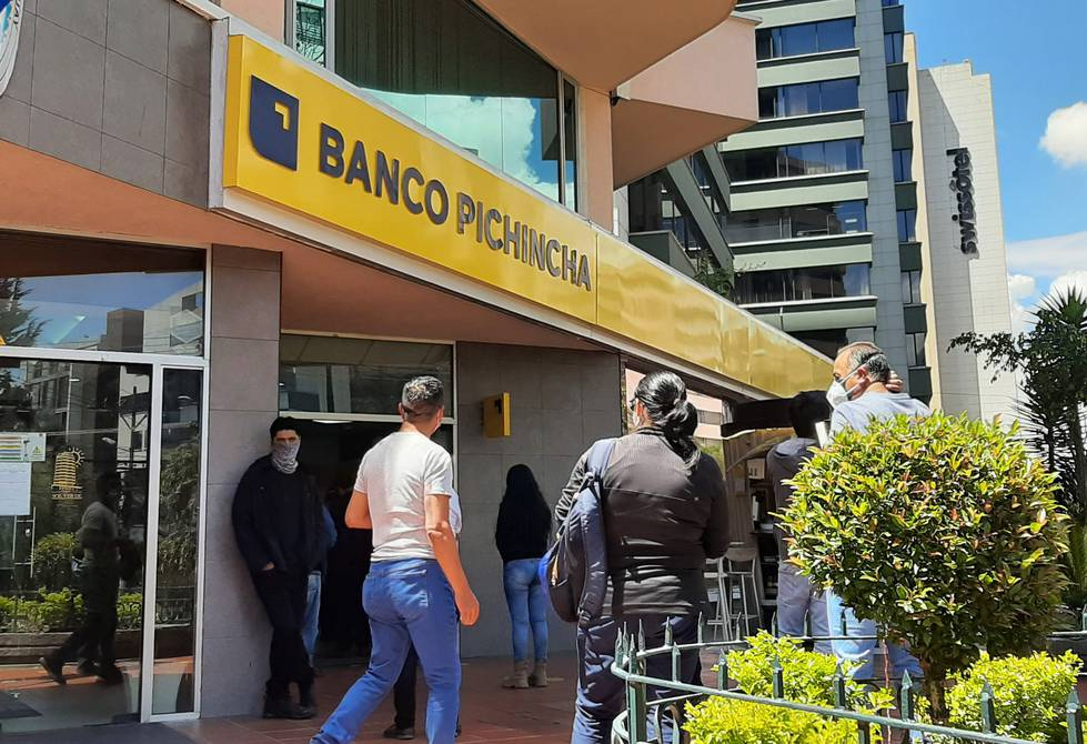The cybersecurity incident indicates a malfunction in its system, says Banco Pichincha |  Economy |  News