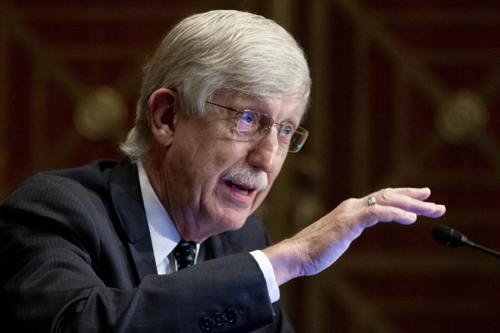 The director of the American Institutes of Health will leave at the end of the year