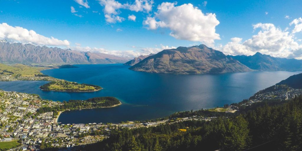 The eighth continent is hidden under New Zealand