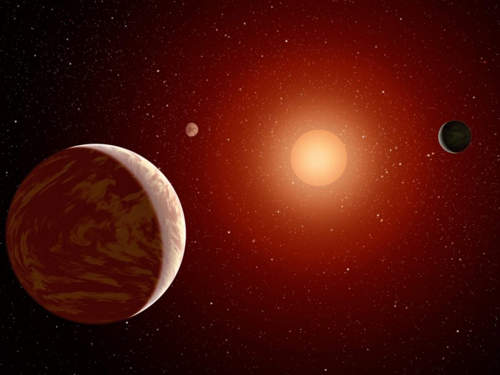 The tiniest stars in the galaxy have huge potential for life • Trends21