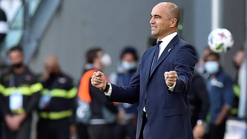 """World Cup 2022: The Belgian Federation supports Roberto Martinez """"one hundred percent"""""""